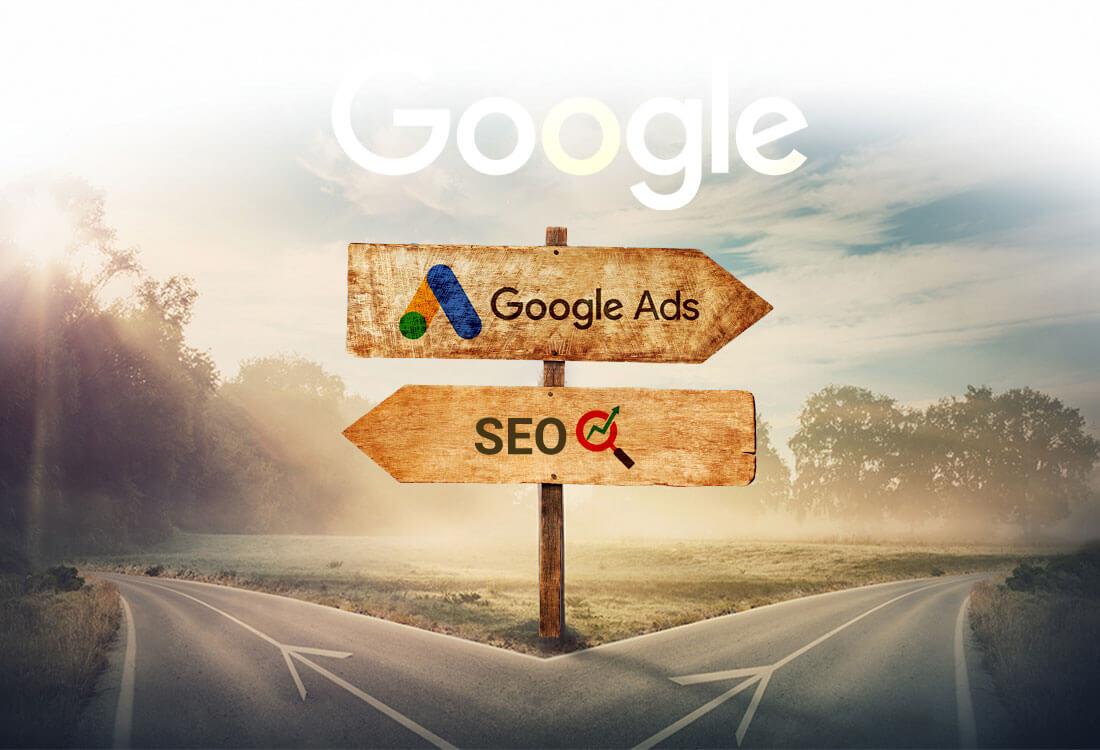 کدام روش تبلیغاتی بهتر است؟ تبلیغات گوگل یا سئو؟
