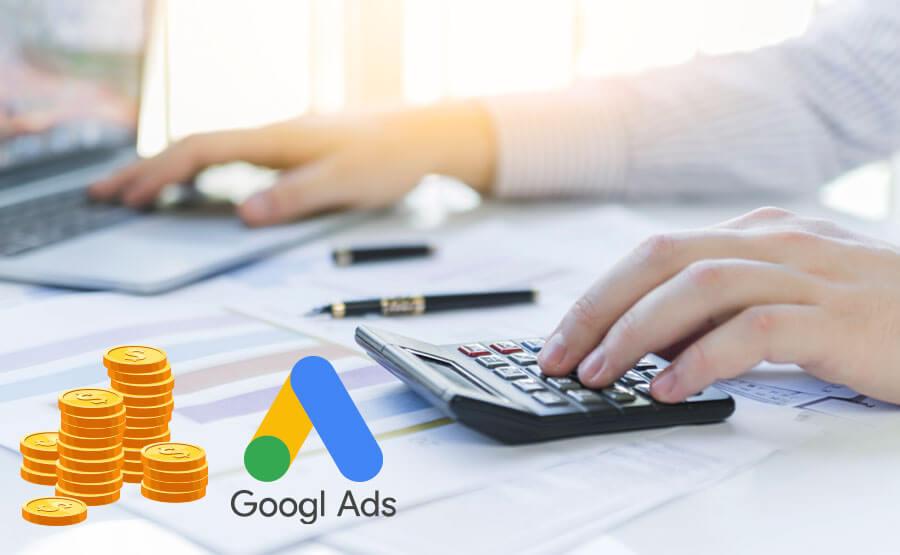 نحوه محاسبه هزینه تبلیغات گوگل